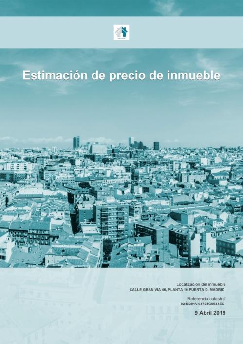 Informe valoración inmobiliaria - Valor Express